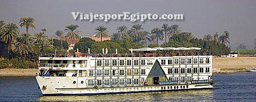 Princess Sarah Crucero Por El Nilo