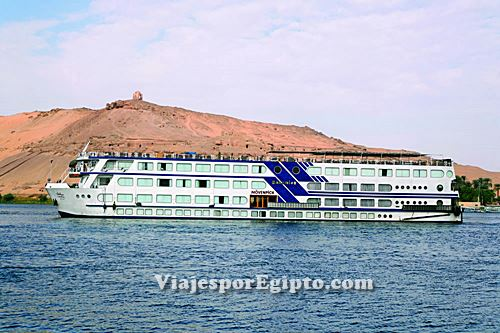 Cabinas De Baño Baratas:Radamis II ⇒ Crucero por el Nilo