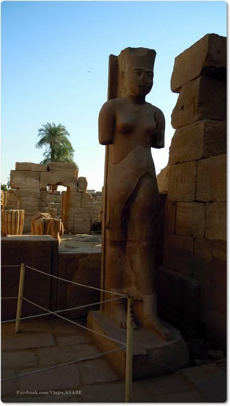 📷 Estatua de Anjesenamun