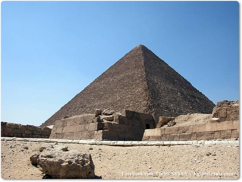 📷 Gran Pirámide de Keops