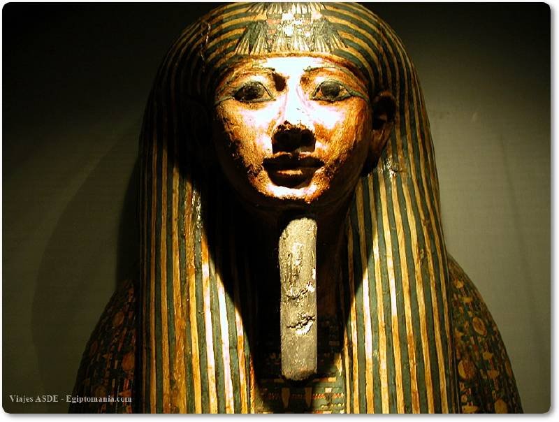 📷 Museo de la Momificación
