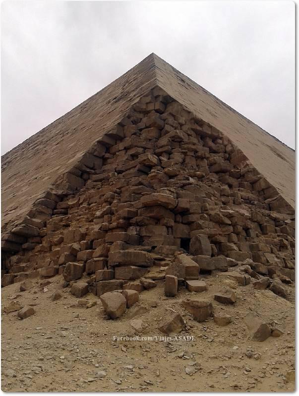 📷 Pirámide Romboidal de Dashur
