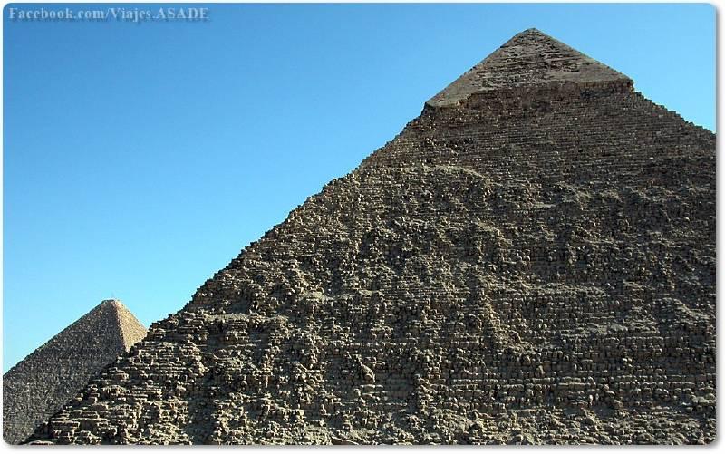 📷 Pirámide de Kefrén o Jafra