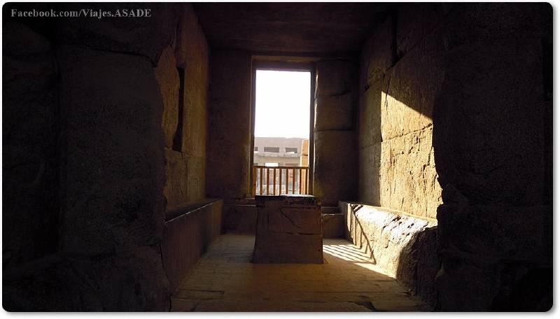 📷 Sagrario del Templo de Karnak