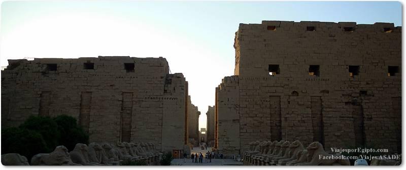 📷 Gran Templo de Amón en Karnak