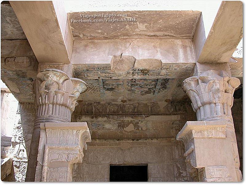 📷 Templo Tolemaico de Deir el Medina