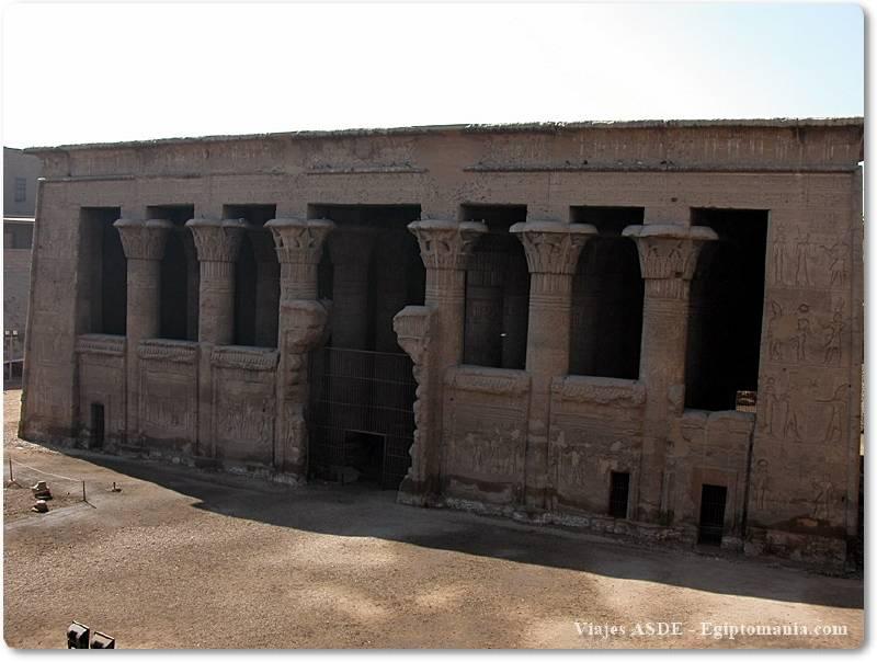 📷 Templo de Jnum en Esna
