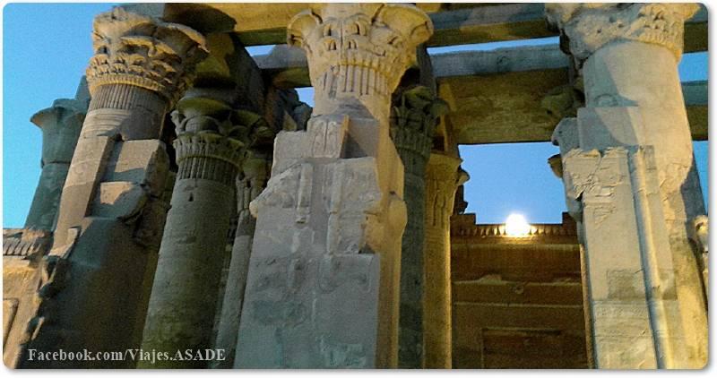 📷 Templo de Sobek y Haroeris en Kom Ombo