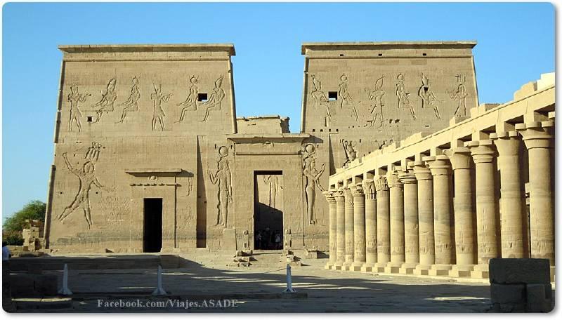 📷 Templo de Philae