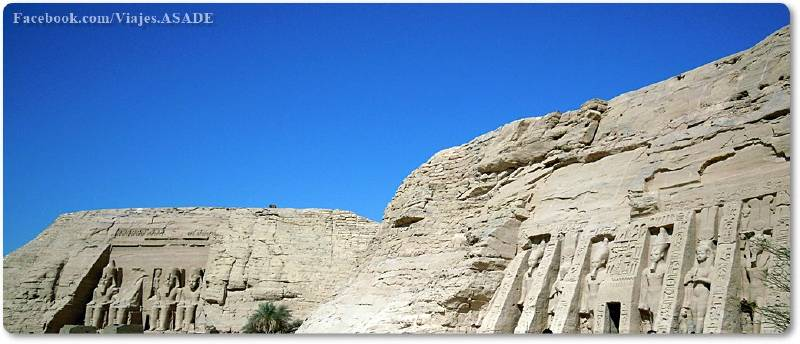 📷 Templos de Abu Simbel