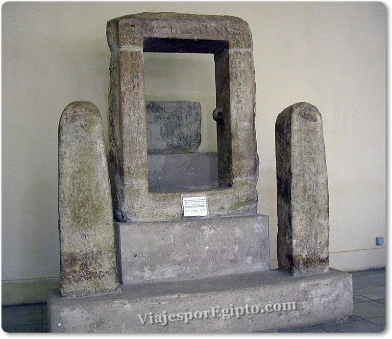 📷 Tumba de Ima-Pepy del Museo de Jarga