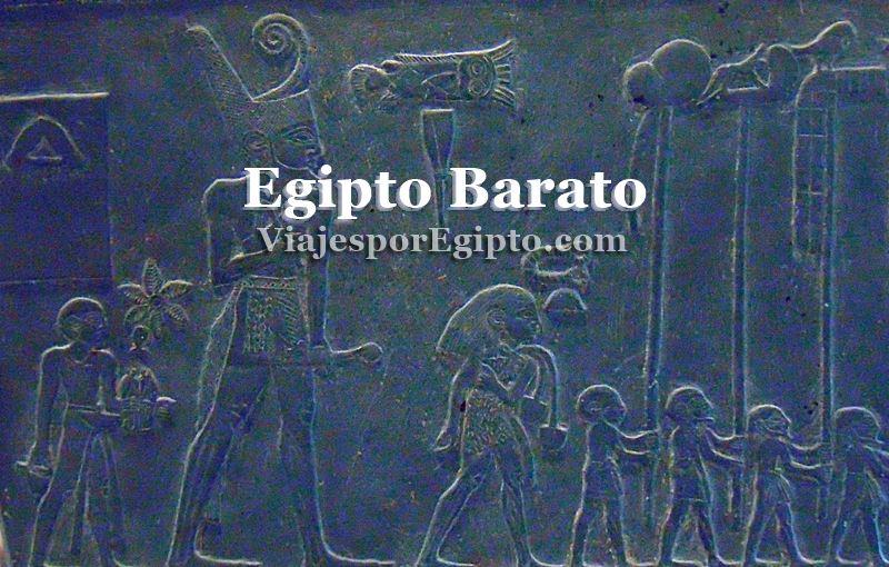 Viaje a EGIPTO ⇒ Barato