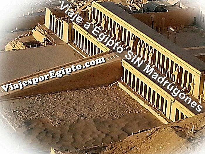 Viajes a EGIPTO ⇒ Sin Madrugones