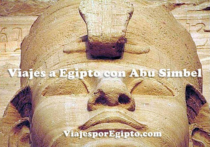 Viajes a EGIPTO ⇒ Con Abu Simbel