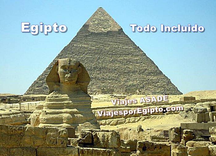 Viajes a EGIPTO ⇒ Todo Incluido
