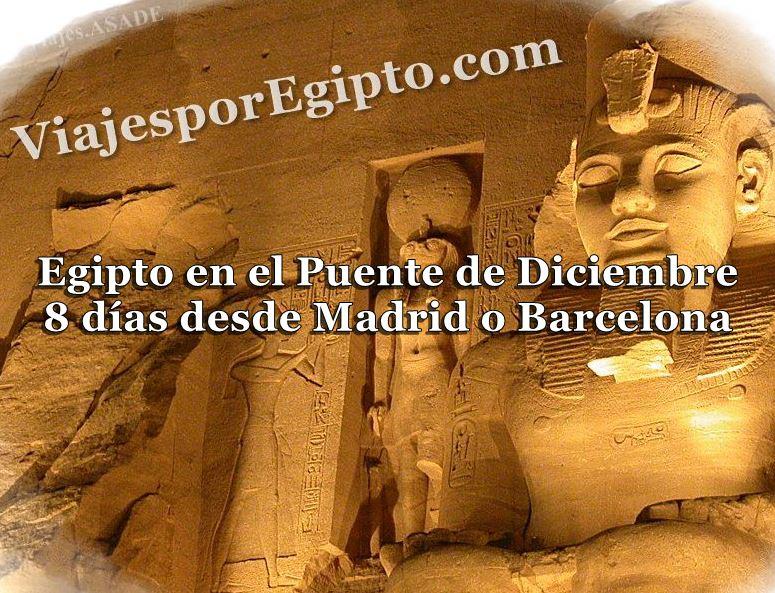 🚢 Viajes a Egipto ⇒ Puente de Diciembre