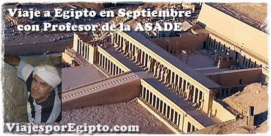 Viajes a Egipto en Septiembre