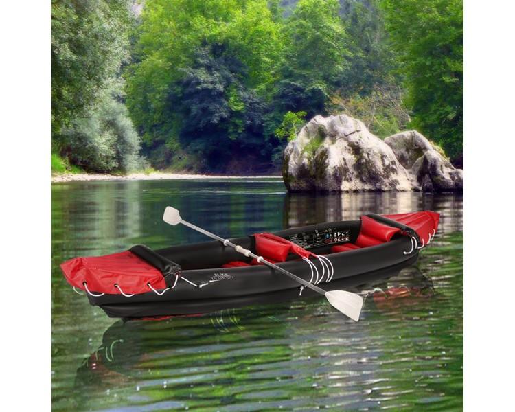 Canoa Hinchable de 2 Plazas