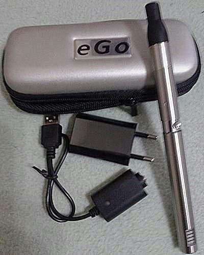 *Vaporizadores de Hierbas: Kit Ciggo para EGO