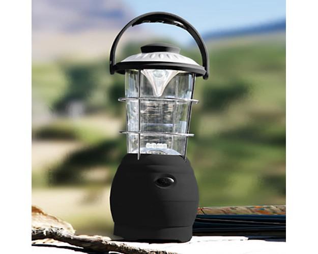 Lámpara Camping con Dinamo 12 LEDs