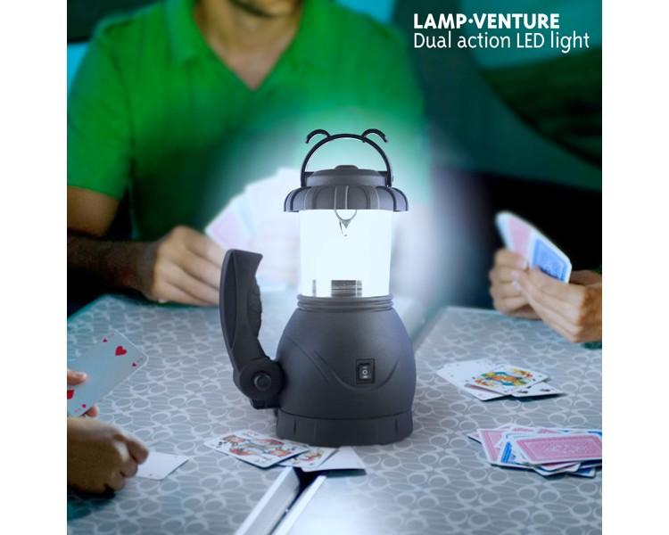Lámpara y Linterna de Camping Lamp Venture