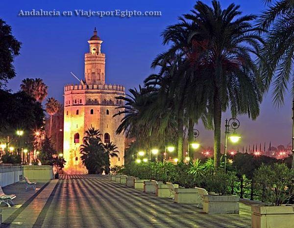 Viaje a Andalucía  desde Barcelona