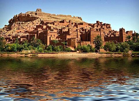 Viaje a Andalucía  y Marruecos