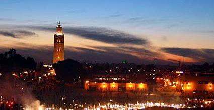 Viaje a Marruecos 🚌 Estancia en Marrakech