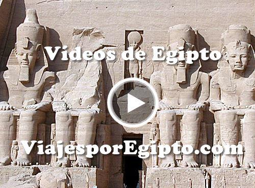 📹 Vídeos de Egipto y Museos con colecciones egipcias